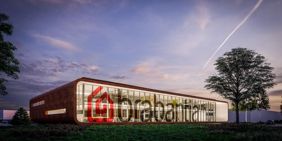 Hoofdkantoor Brabantia Eindhoven, installatietechnisch concept Kplus Adviesgroep